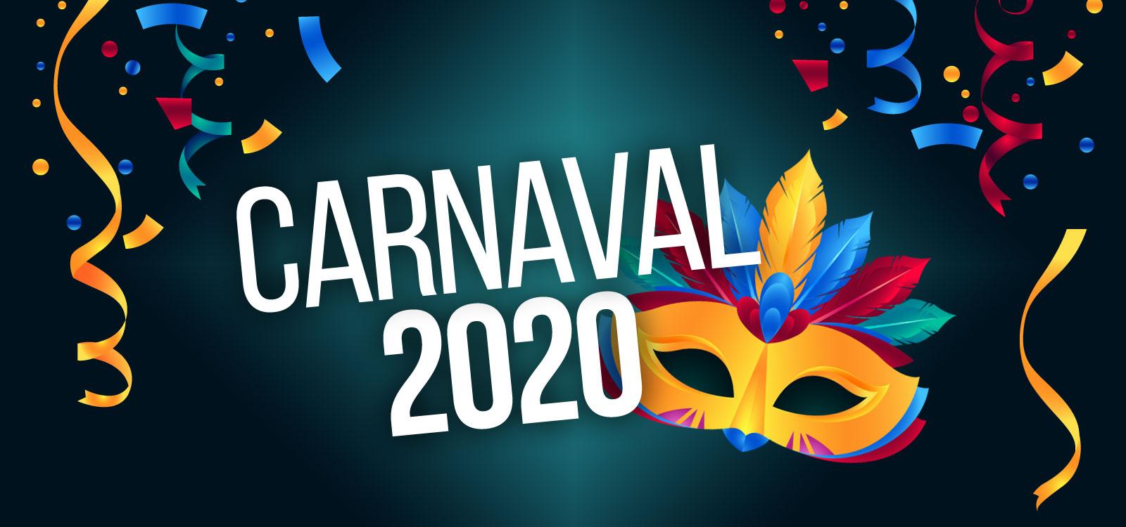 Anota aí – Comunicado Carnaval