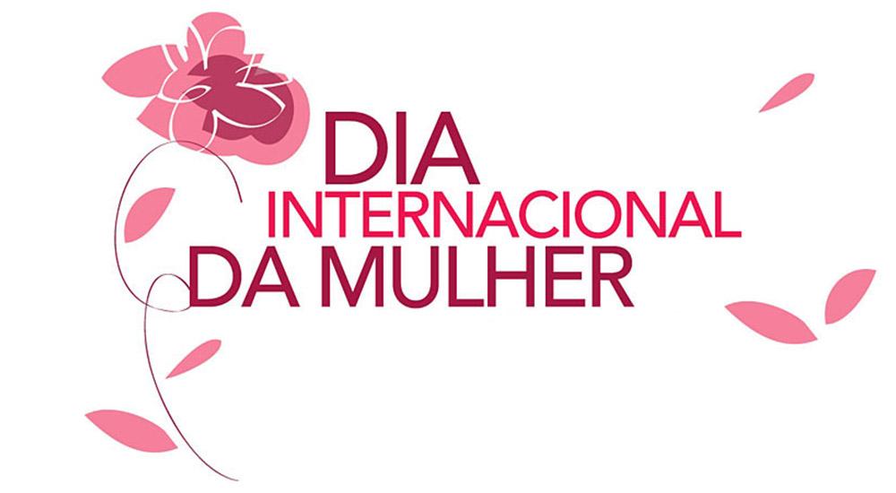 Nossa homenagem, 08 de Março, dia Internacional da Mulher.