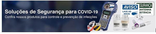 Soluções de Segurança para COVID 19